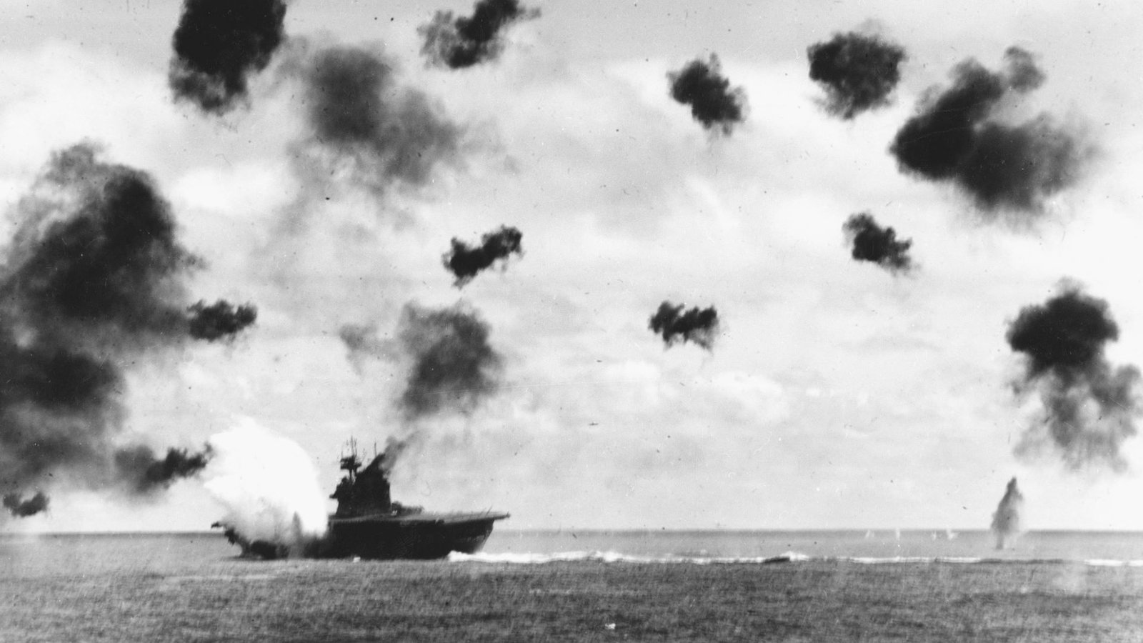Midway: 10 Minutes That Changed the War