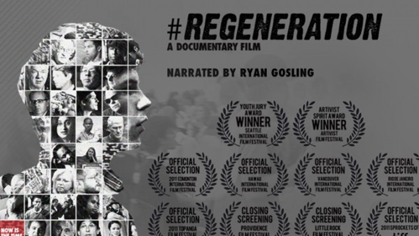 #ReGENERATION - Social Activism