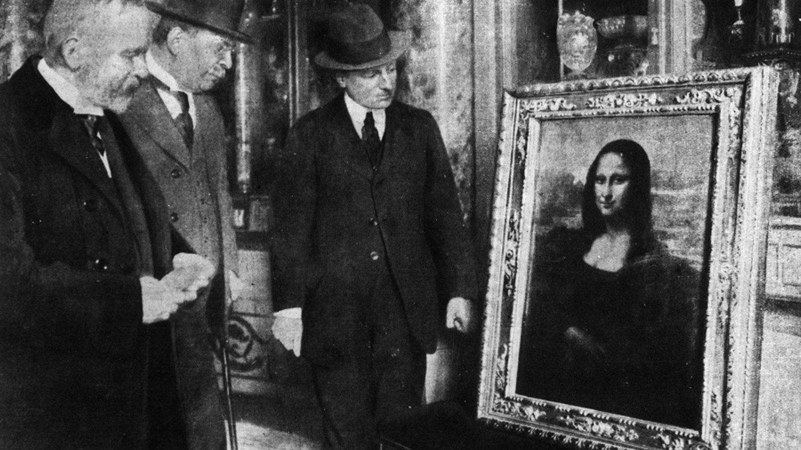 Leonardo And The Mona Lisa