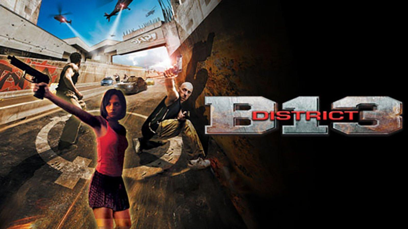 District B13 - Banlieue 13