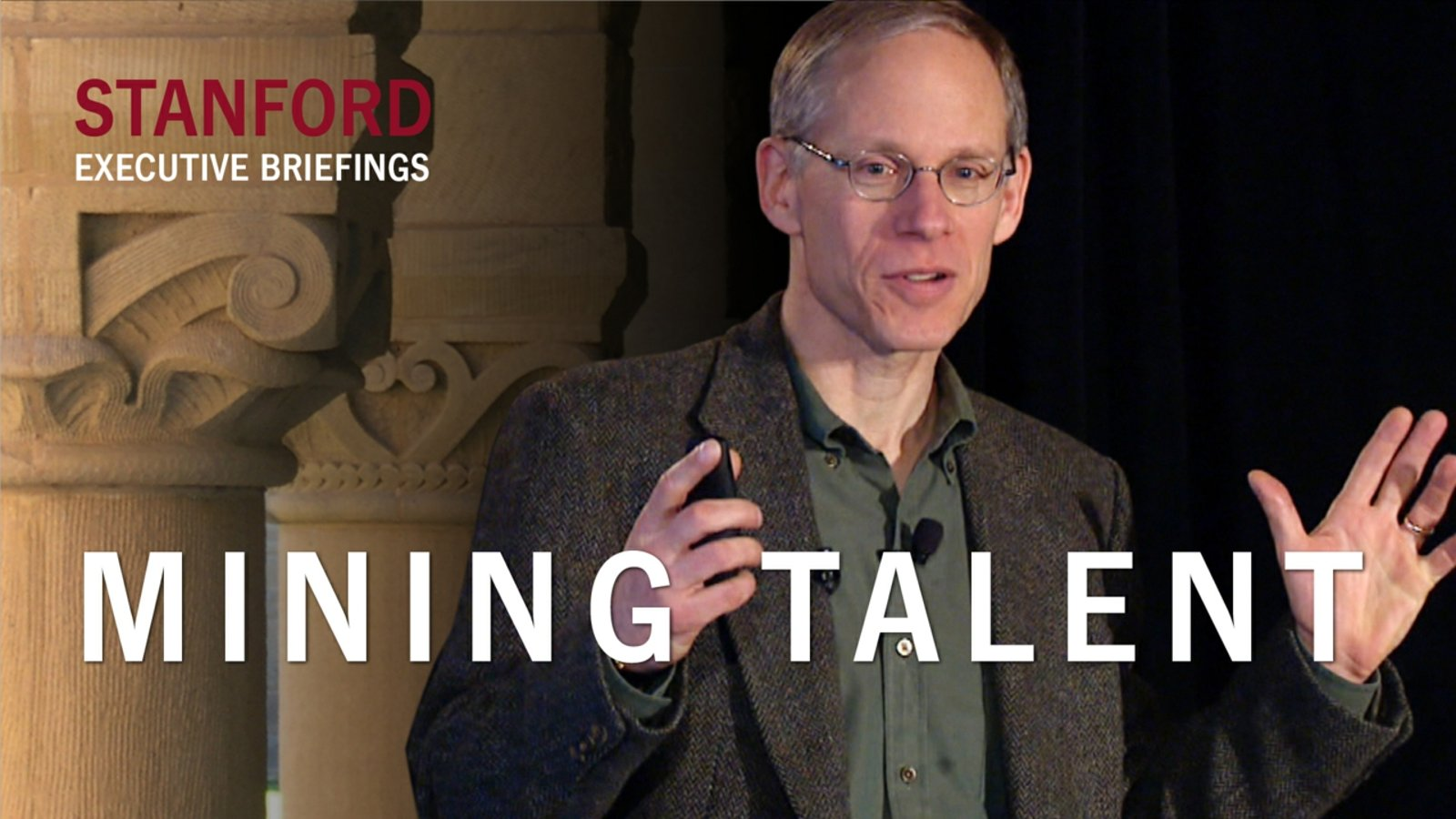 Mining Talent - With George Anders