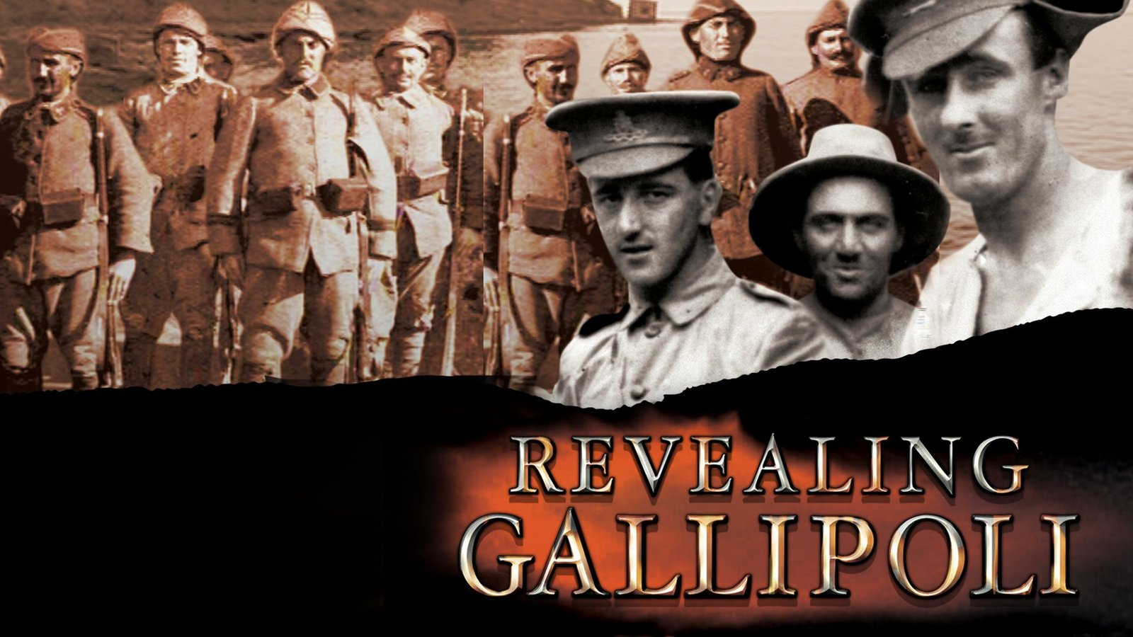 Revealing Gallipoli