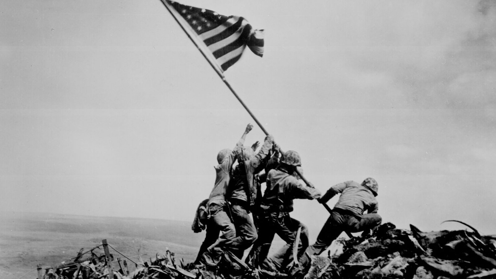 Battle for Iwo Jima, February–March 1945