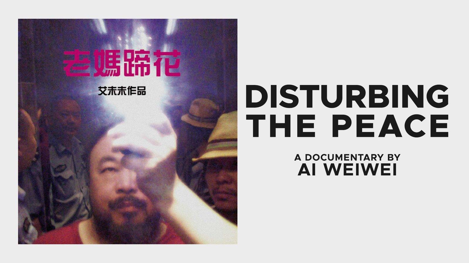 Disturbing the Peace - An Artist Investigatigates Corruption in China