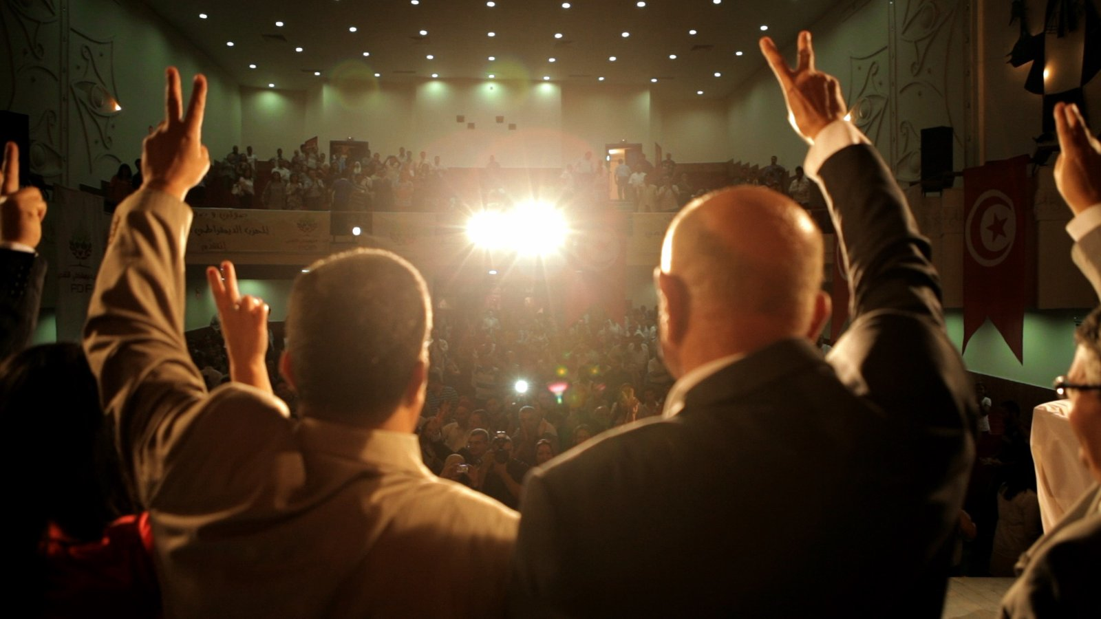A Common Enemy - The Future of the Arab Spring is at Stake
