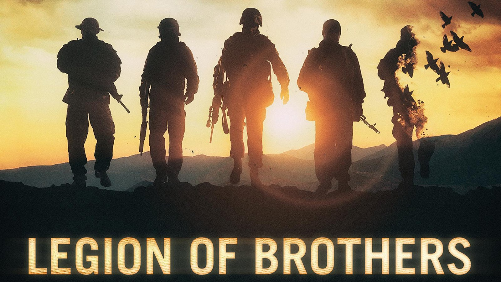 Legion of Brothers - The Secret Mission to Overthrow the Taliban