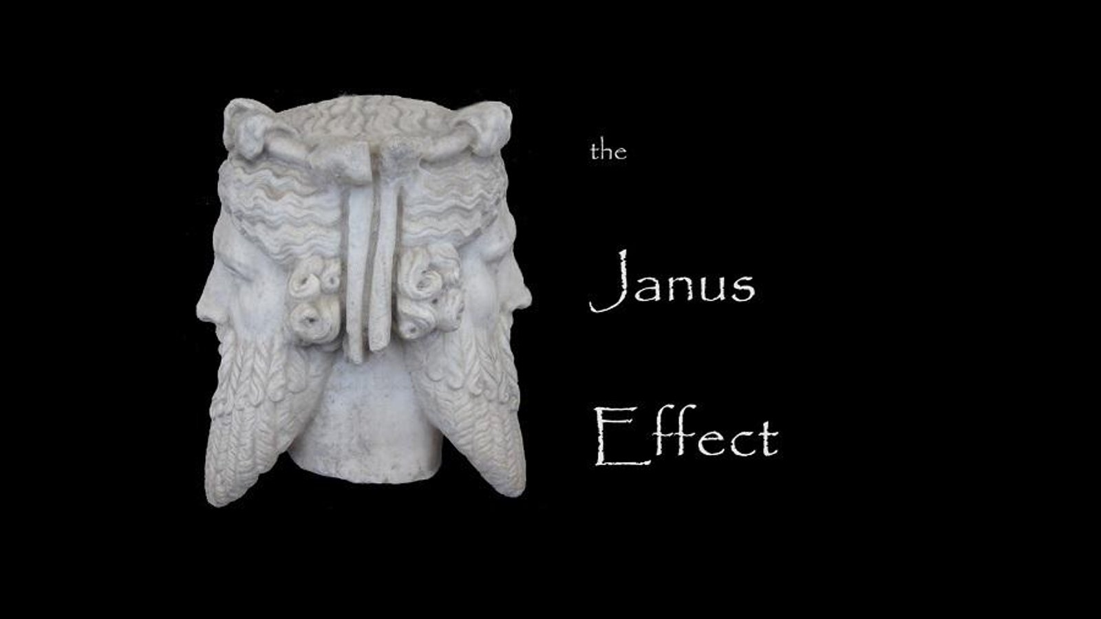 Janus Effect - The Roman God of the Gates in Literature