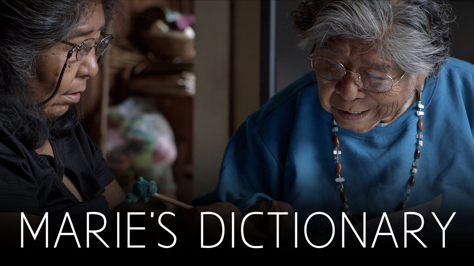 Marie's Dictionary - The Last Fluent Speaker of Wukchumni