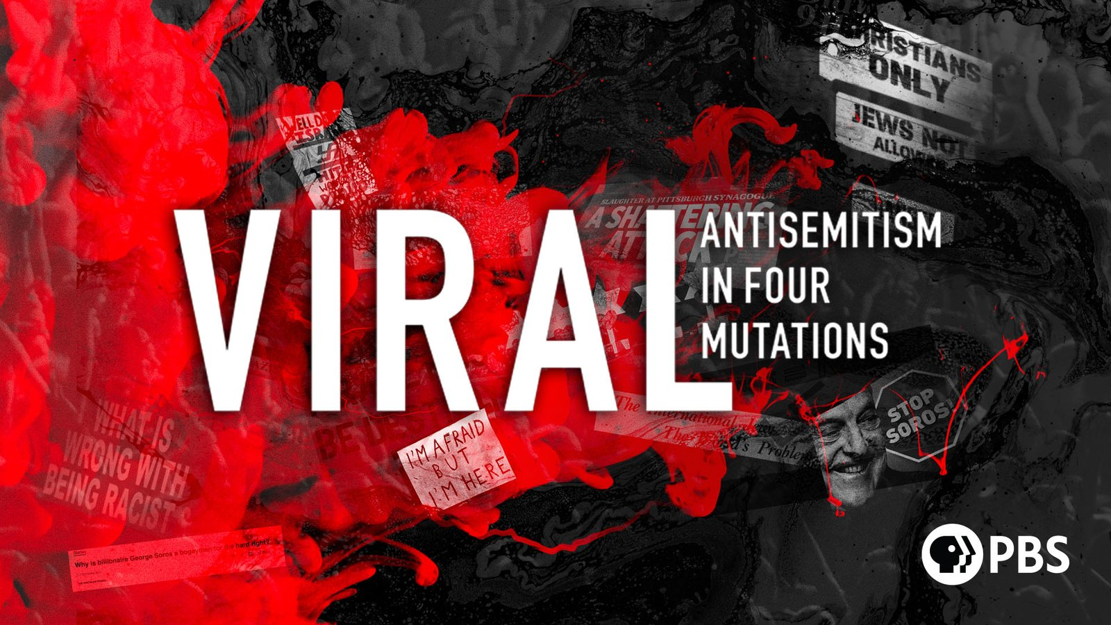 Viral: Antisemitism in Four Mutations