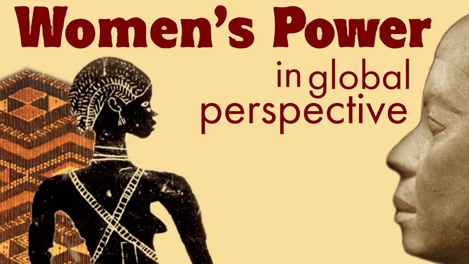 Women's Power - Female Leadership Around the World