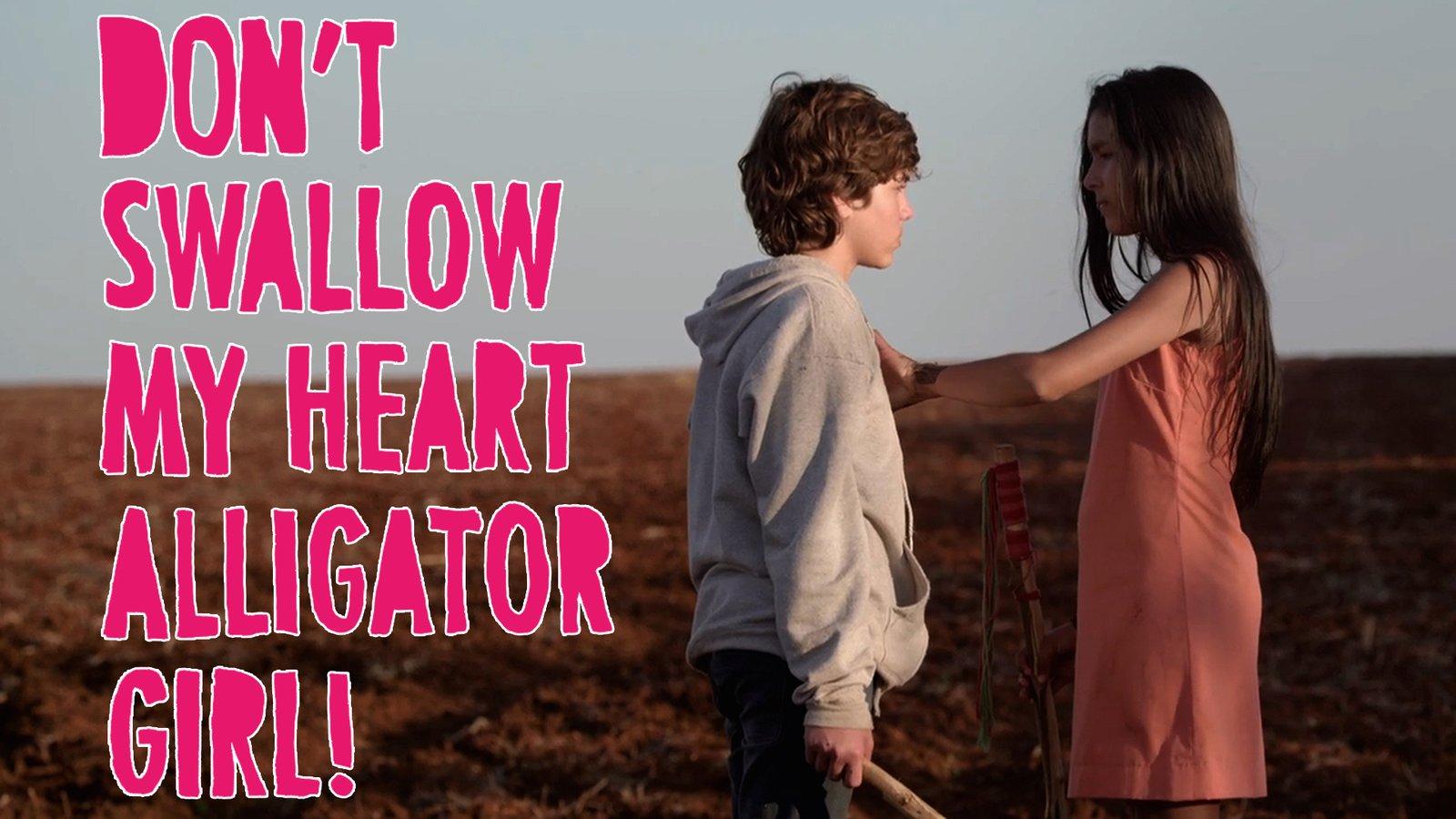 Don't Swallow My Heart, Alligator Girl! - Não Devore Meu Coração
