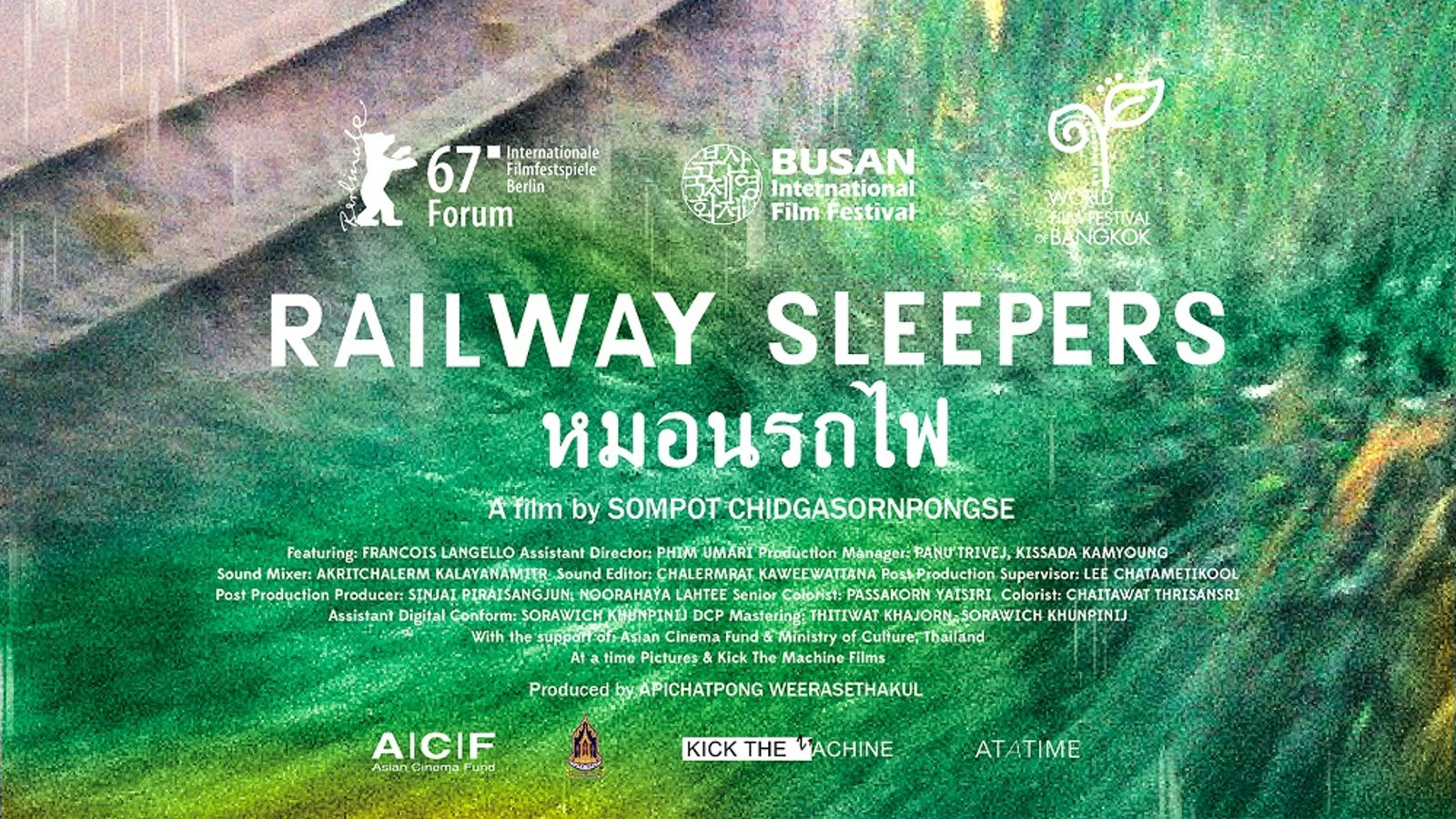 Railway Sleepers - Travelling by Train Through Thailand