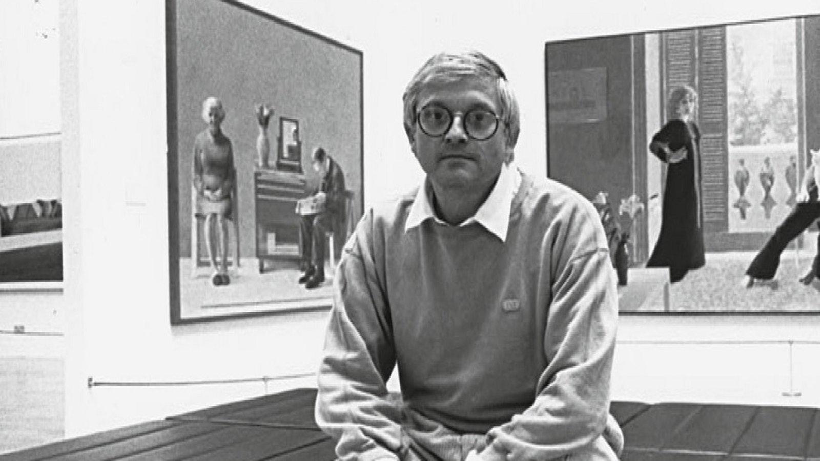 David Hockney: Hockney at The Tate