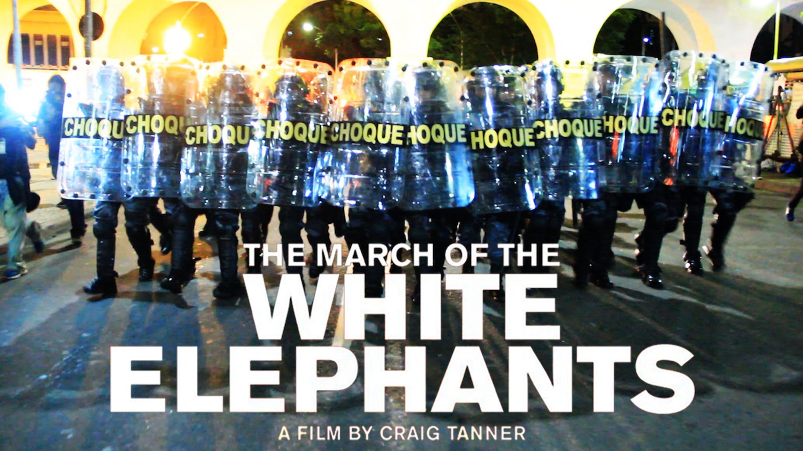 March of the White Elephants - The Real Legacy of the FIFA World Cup