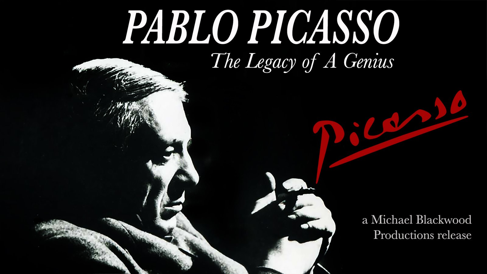 Pablo Picasso:The Legacy of a Genius