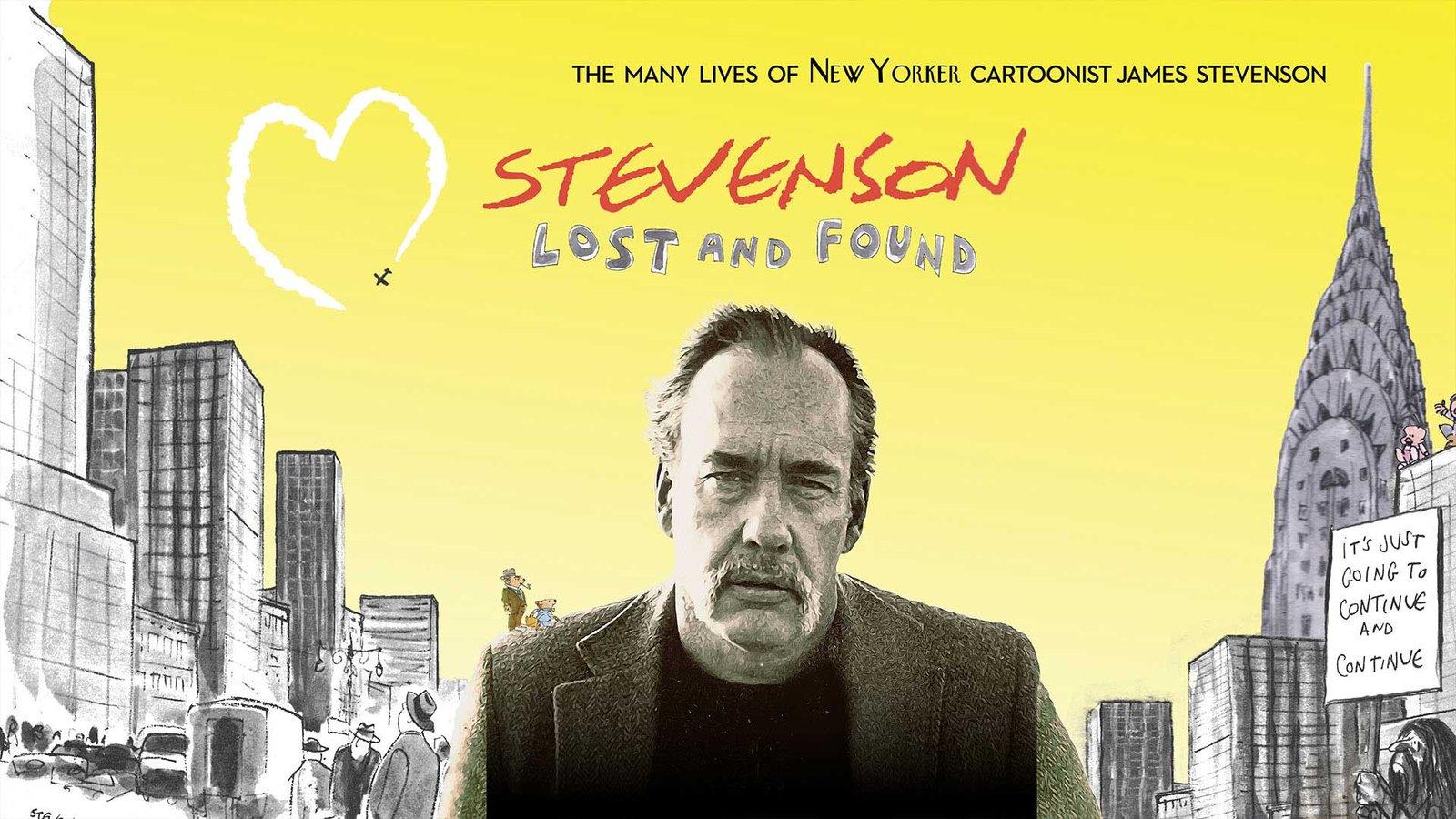 Stevenson Lost and Found