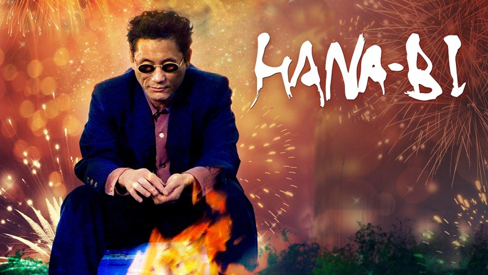 Fireworks - Hana-bi