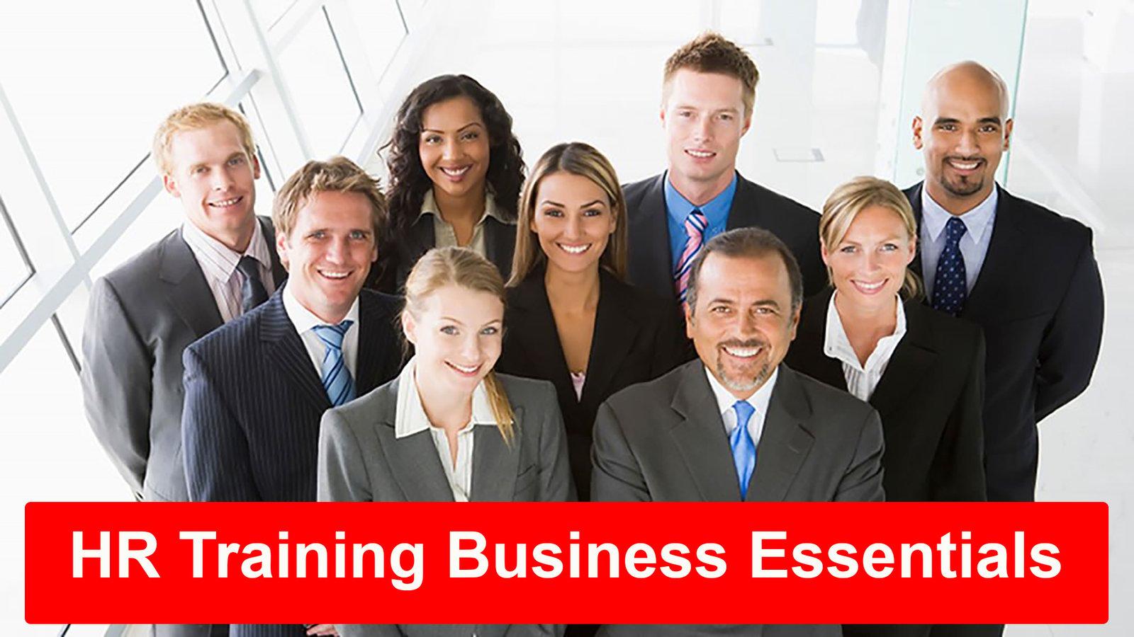 Business Management & HR Training