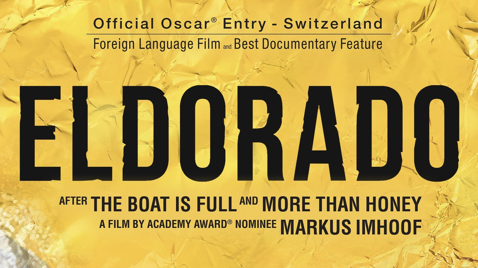 Eldorado - The Refugee Crisis in Europe