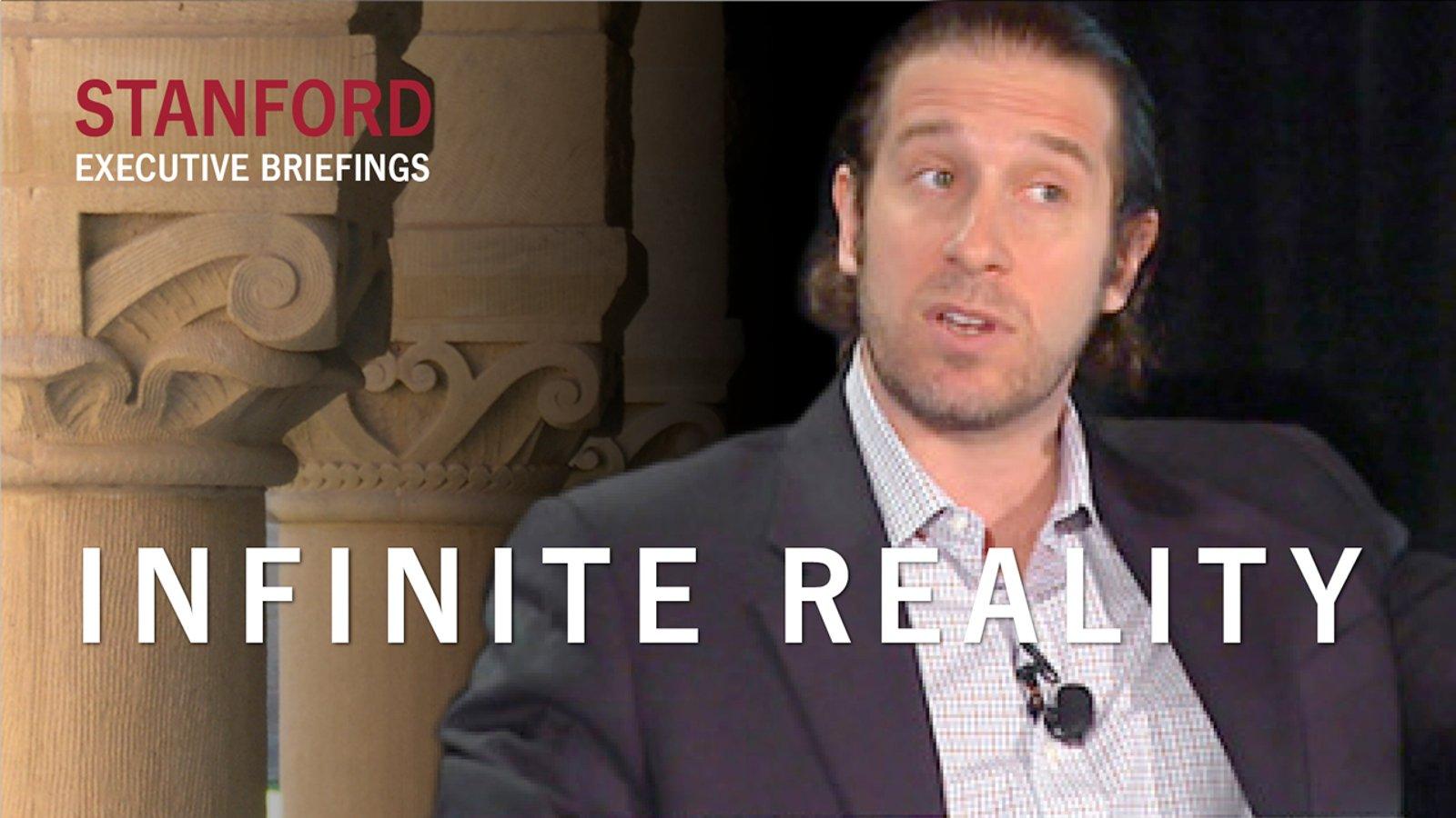 Infinite Reality - With Jeremy Bailenson