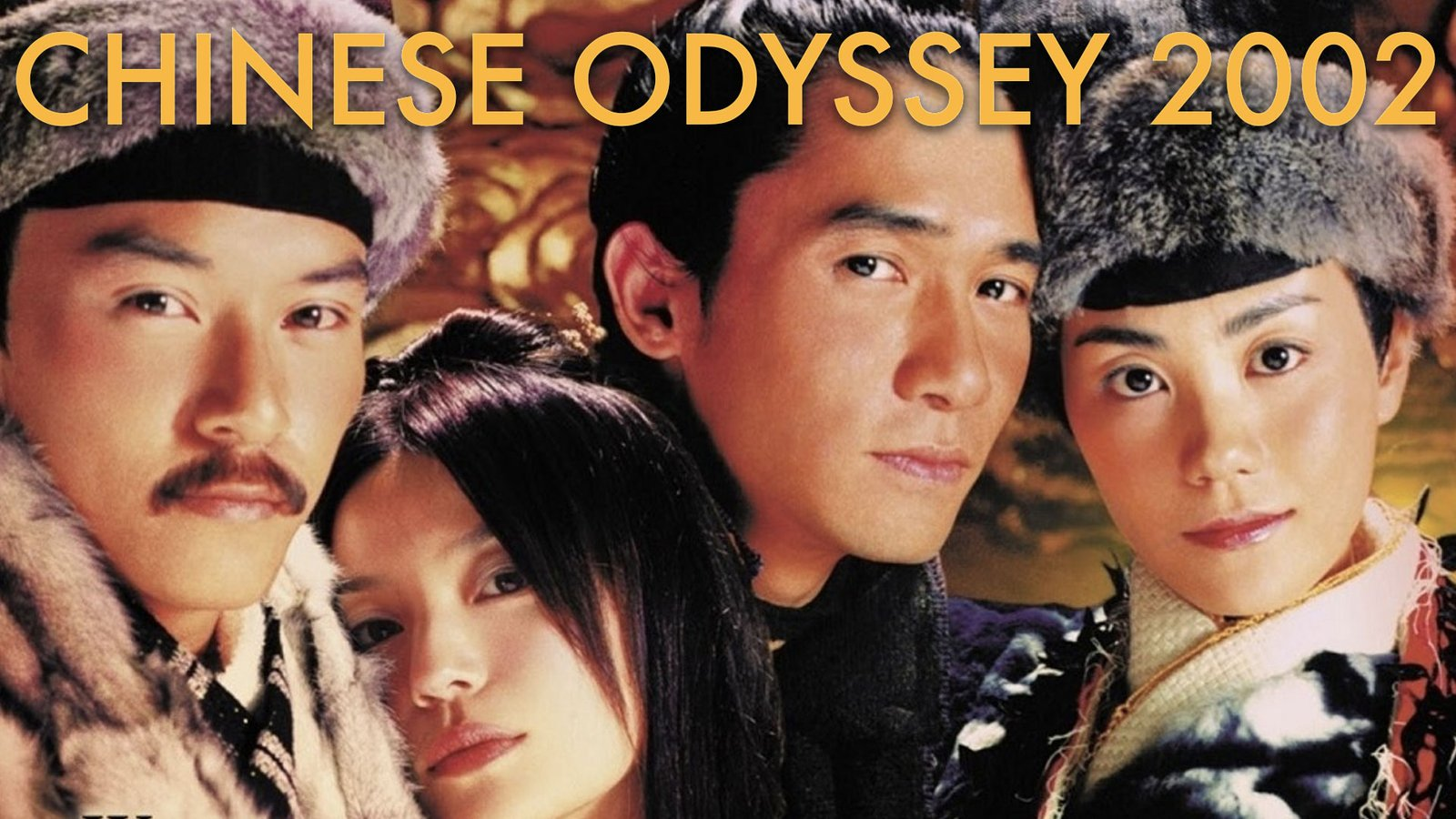 Chinese Odyssey 2002