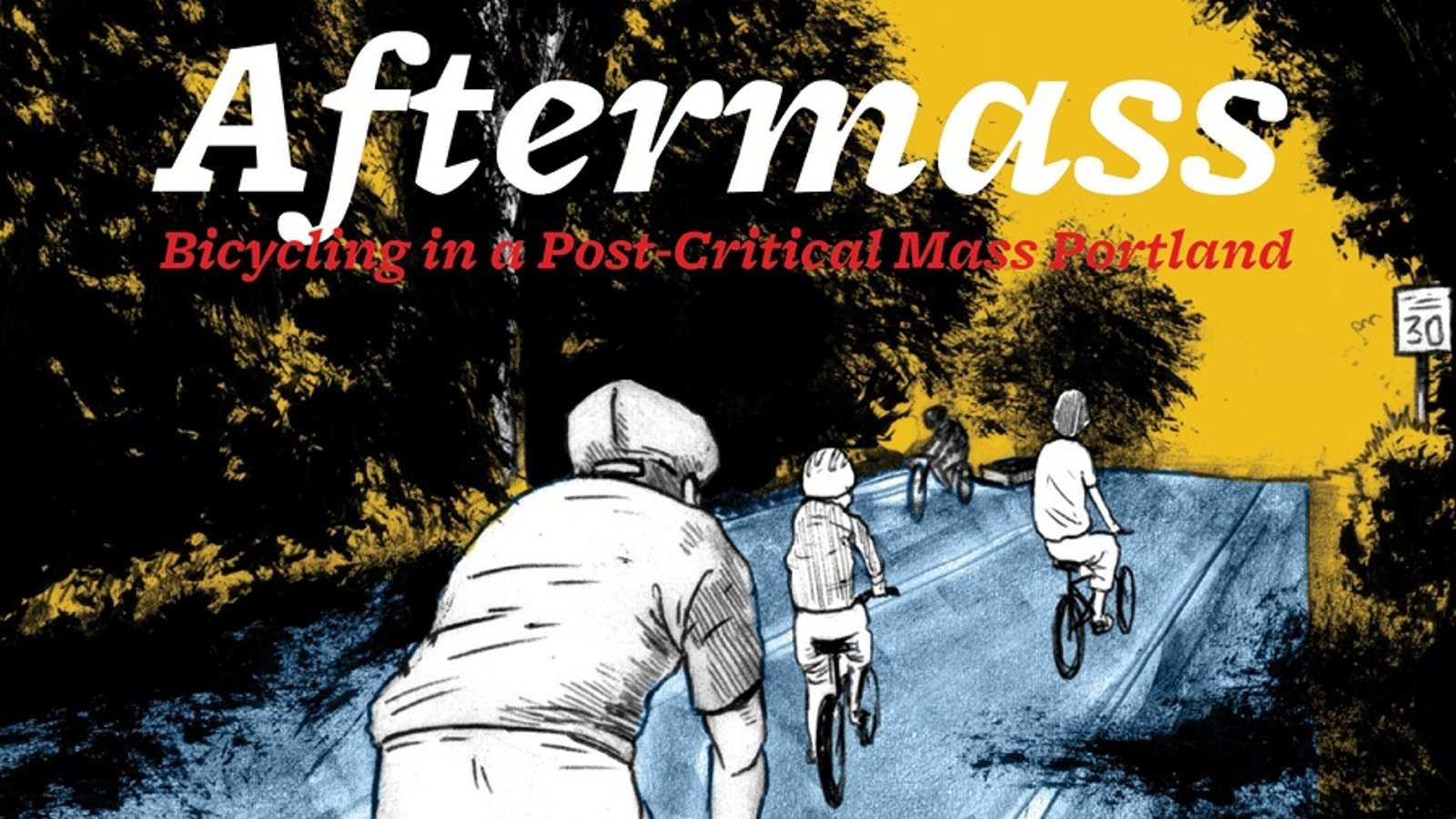Aftermass - Bicycling In A Post-Critical Mass Portland