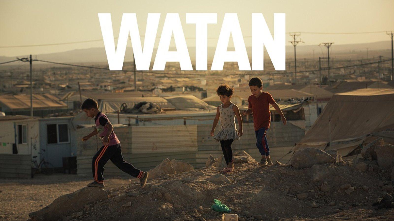 Watan - Portraits of Syrian Refugees in Jordan