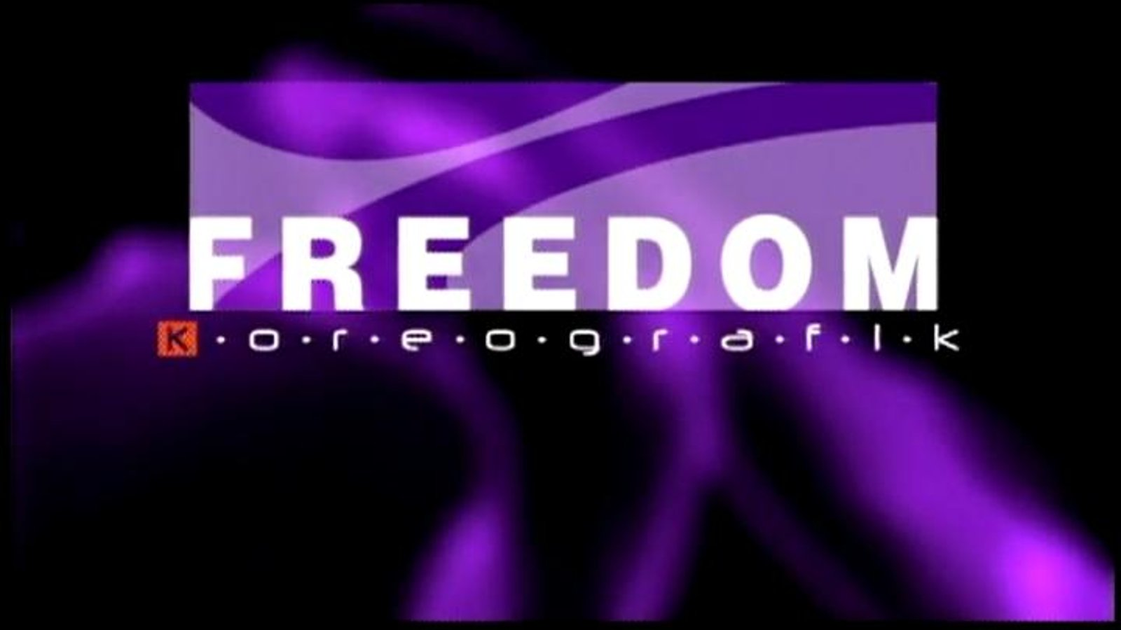 Freedom - Deconstructing Urban Dance