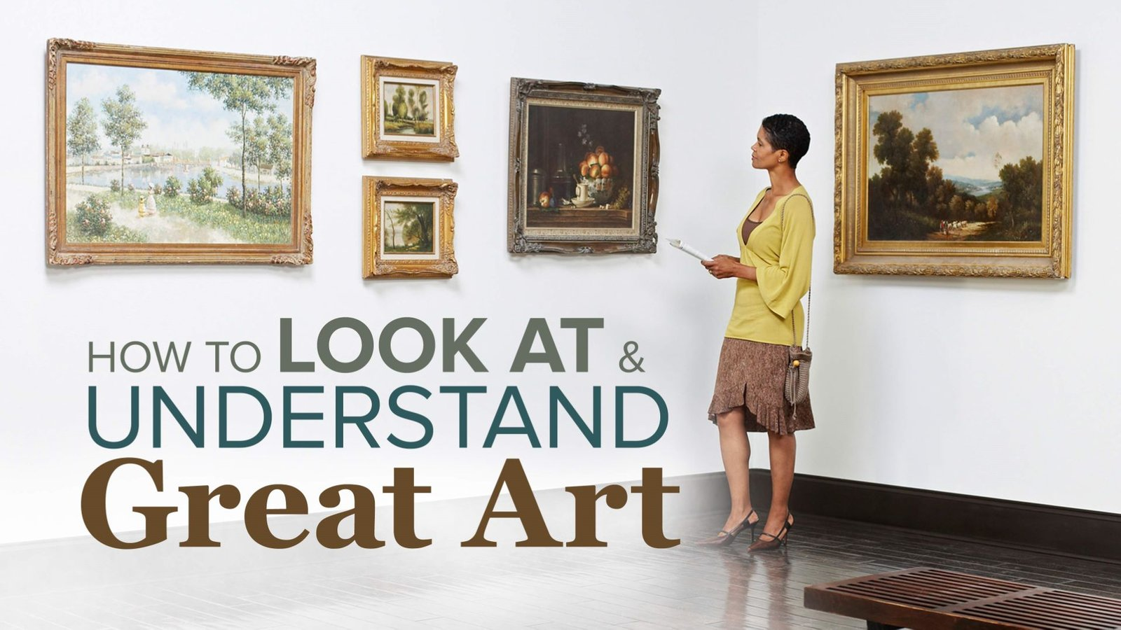 How to Look at and Understand Great Art