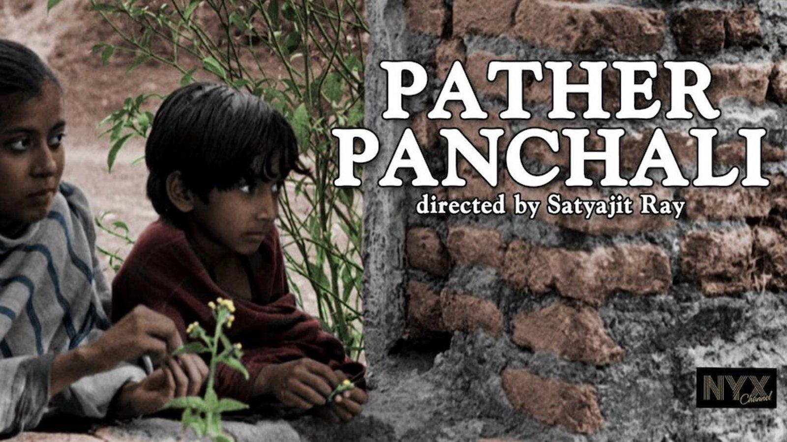 Pather Panchali