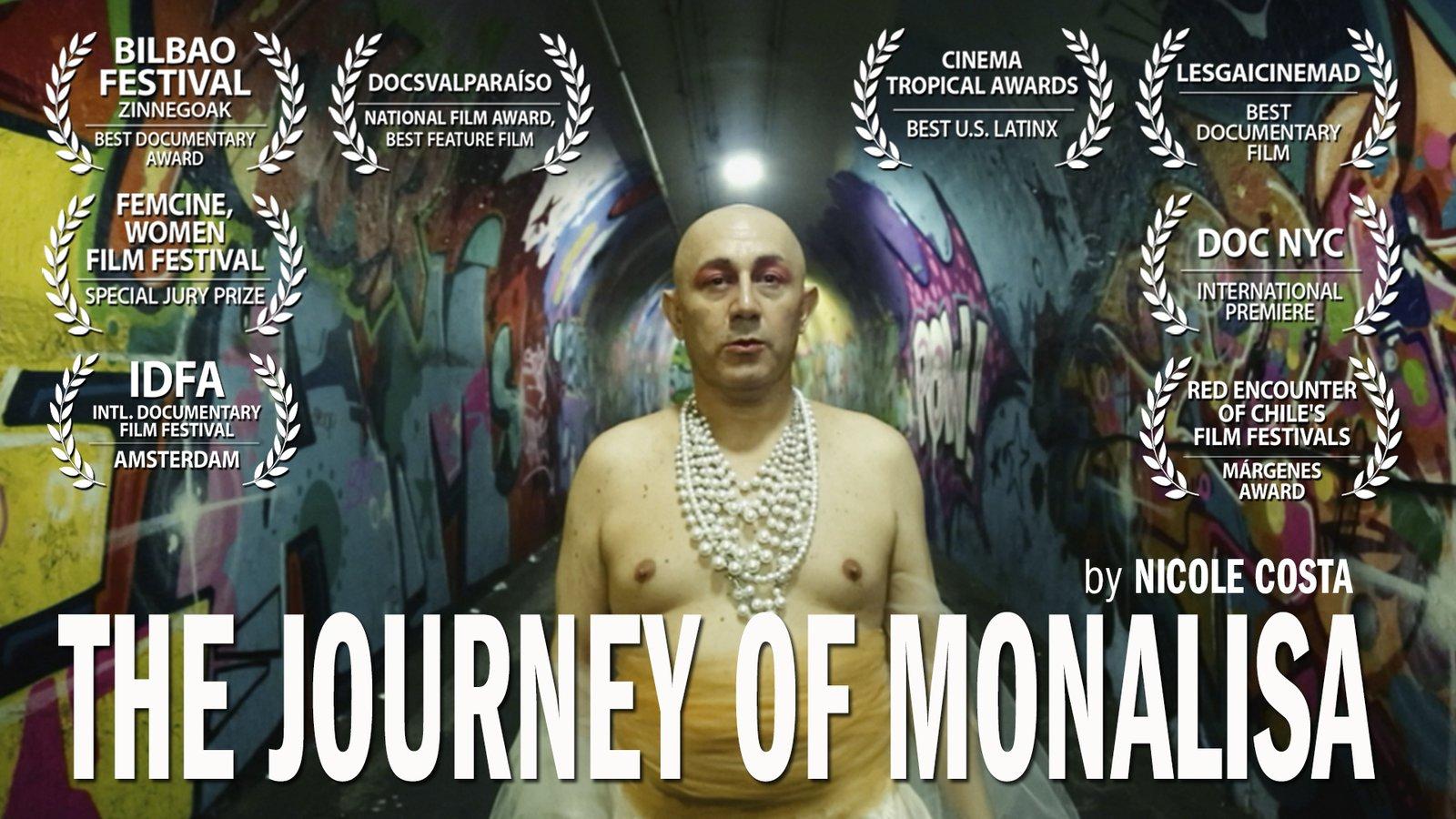 The Journey of Mona Lisa - El Viaje de Mona Lisa