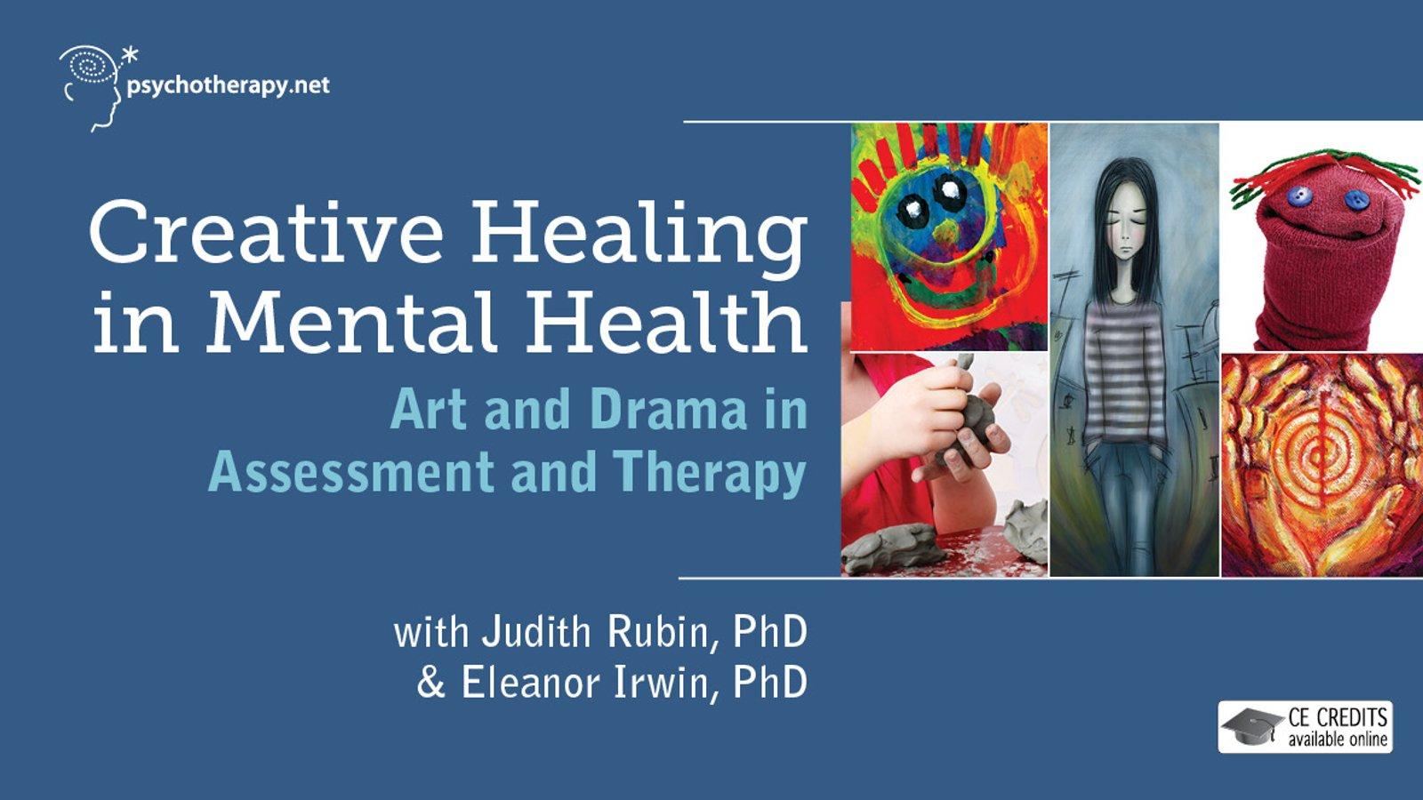 Creative Healing in Mental Health
