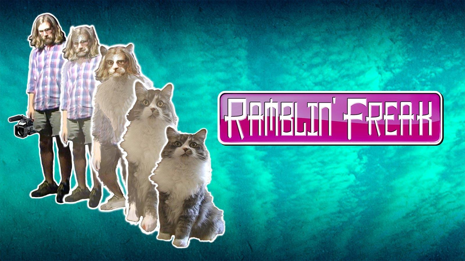 Ramblin' Freak - A Cinematic Road Trip