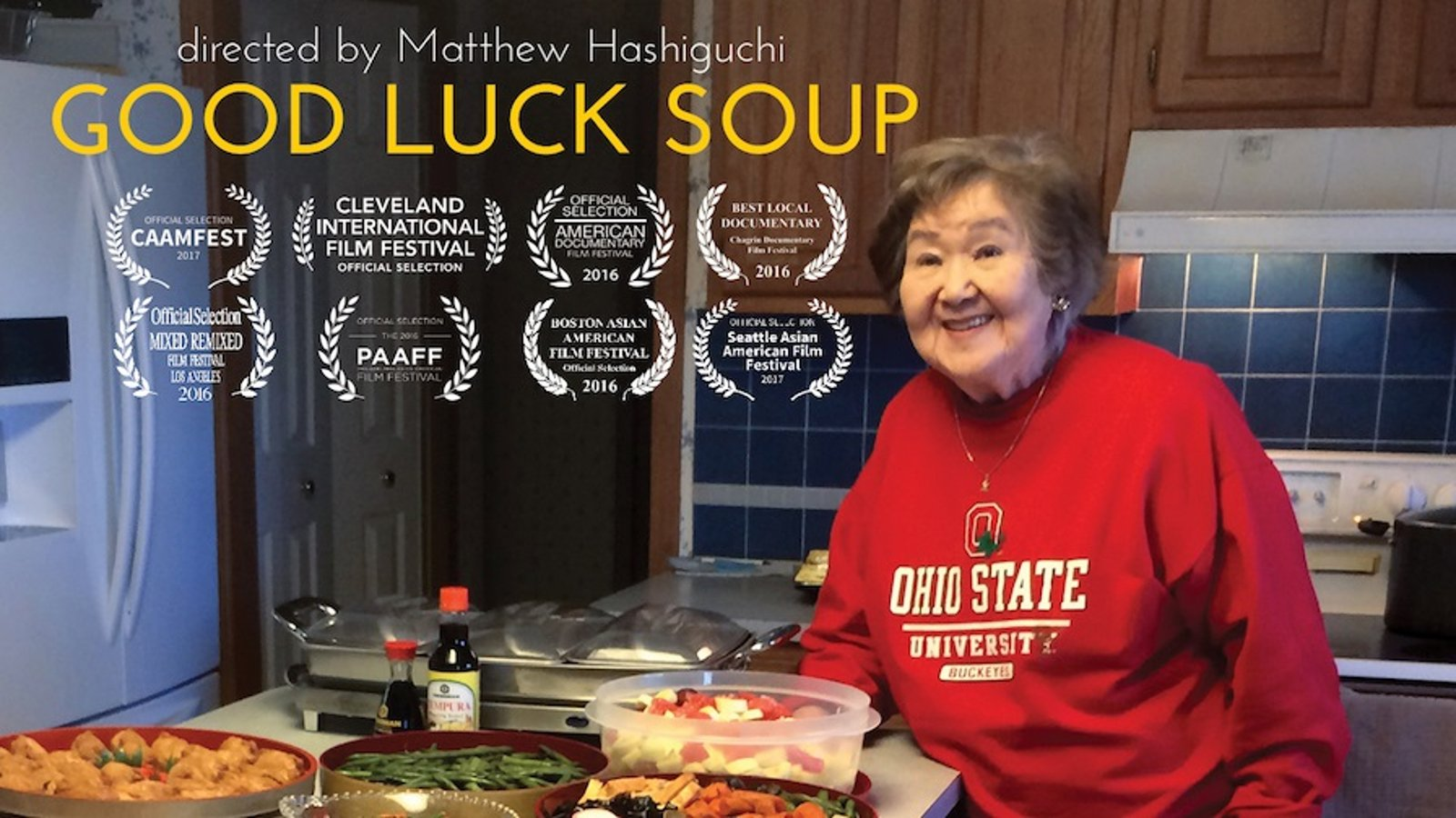 Good Luck Soup - Growing Up Mixed Race in White Suburbia
