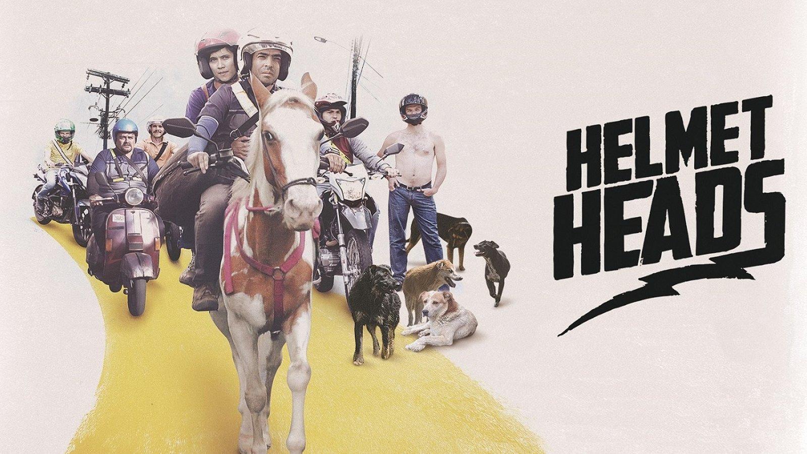Helmet Heads - Cascos indomables