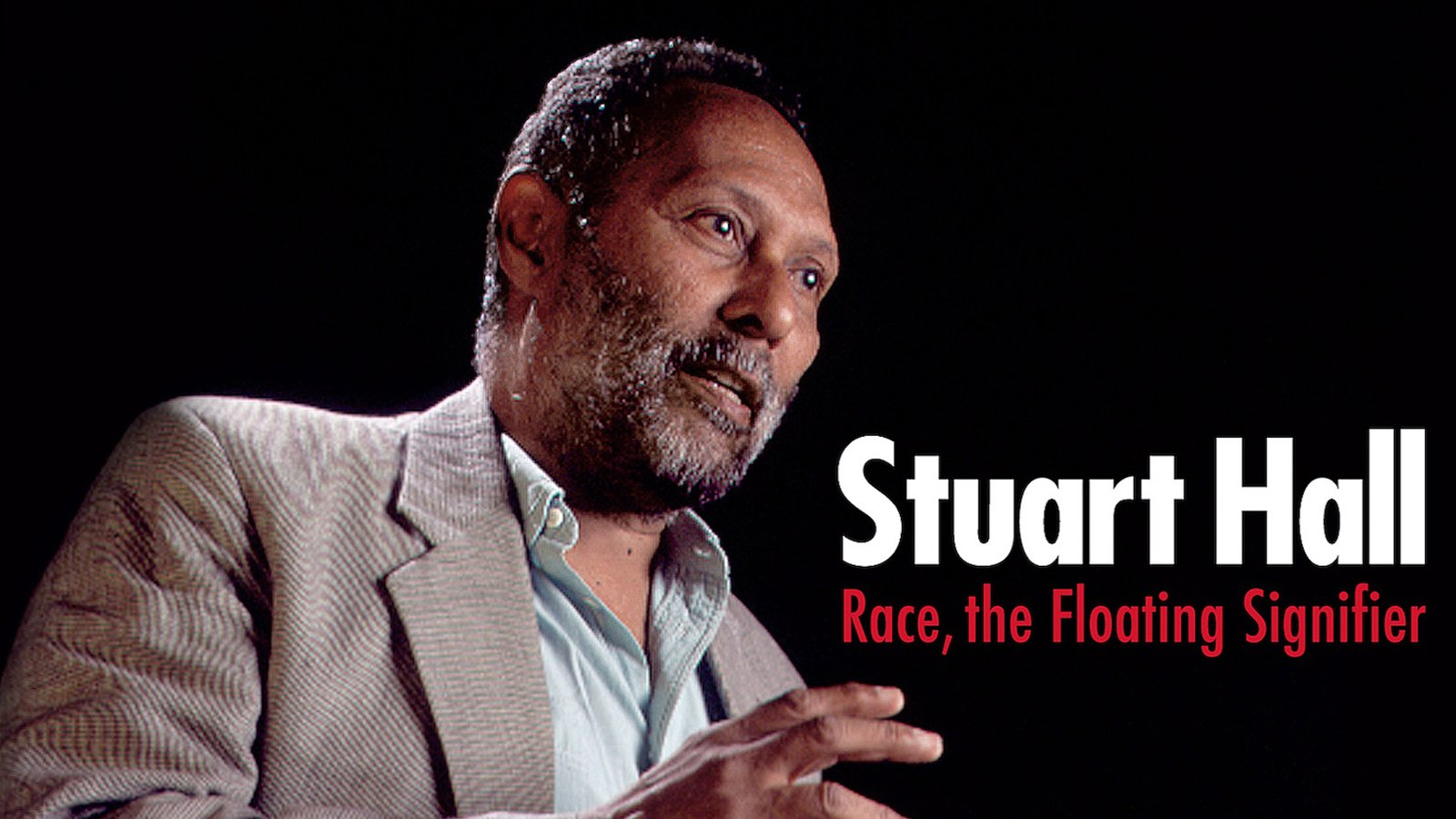 Stuart Hall: Race - the Floating Signifier
