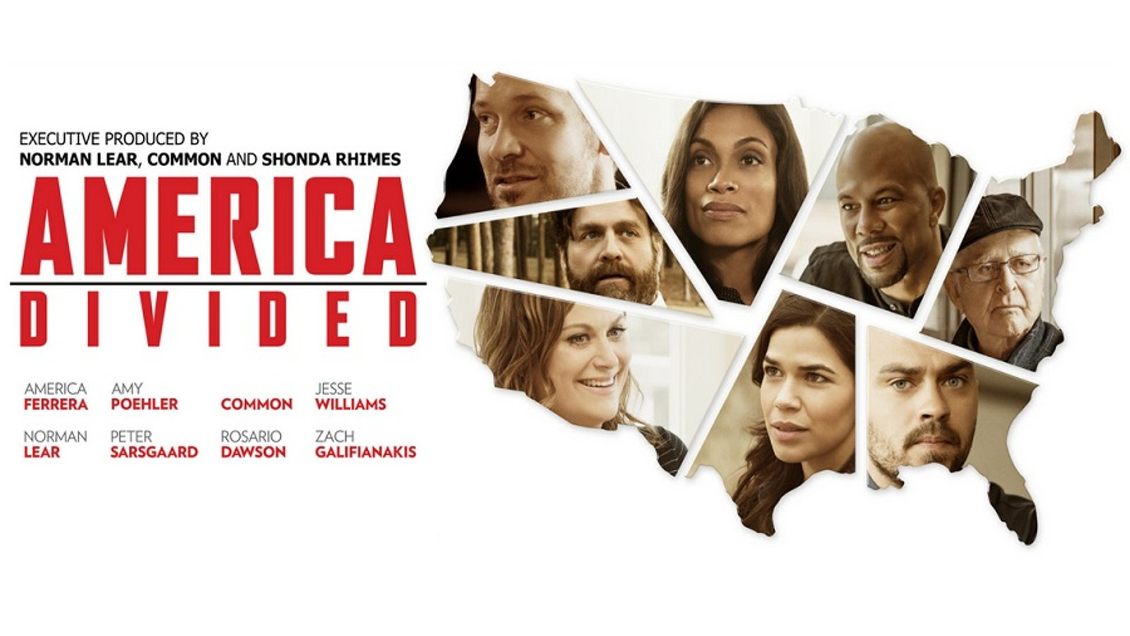 America Divided - In a Divided Country, Our Stories Unite Us