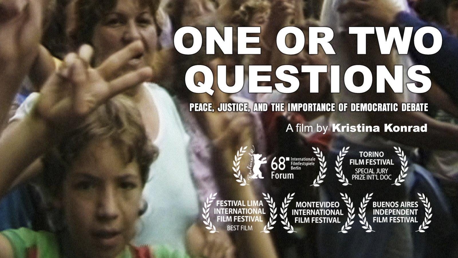 One or Two Questions - Unas Preguntas