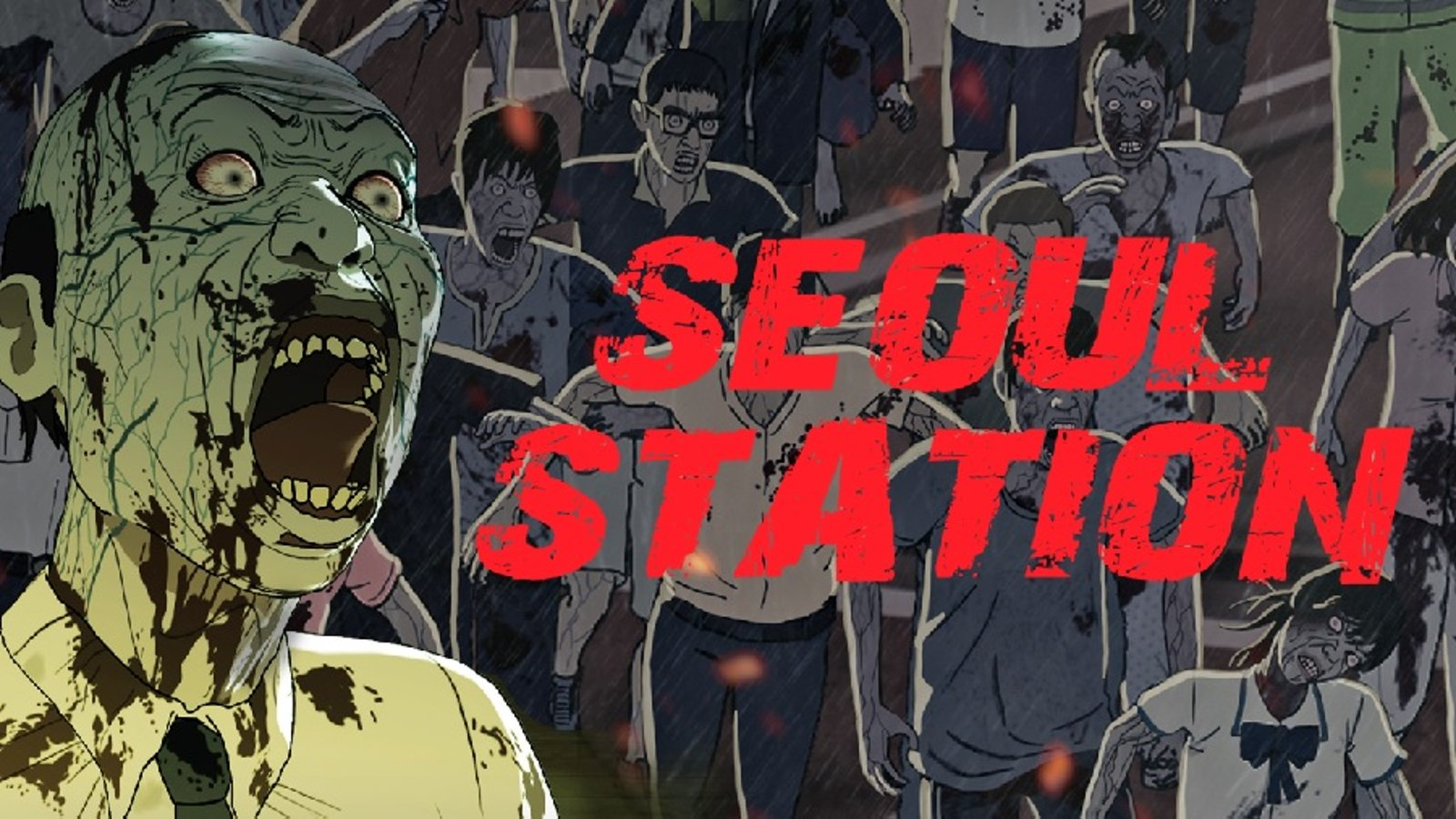 Seoul Station - Seoulyeok
