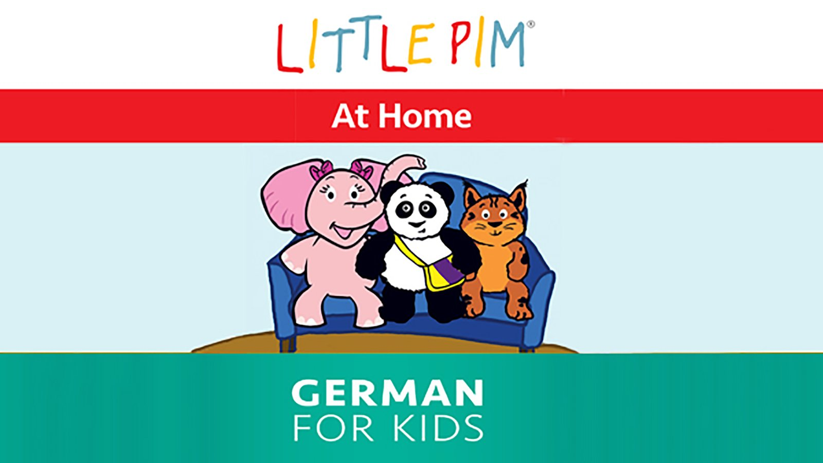 Little Pim: At Home - German for Kids
