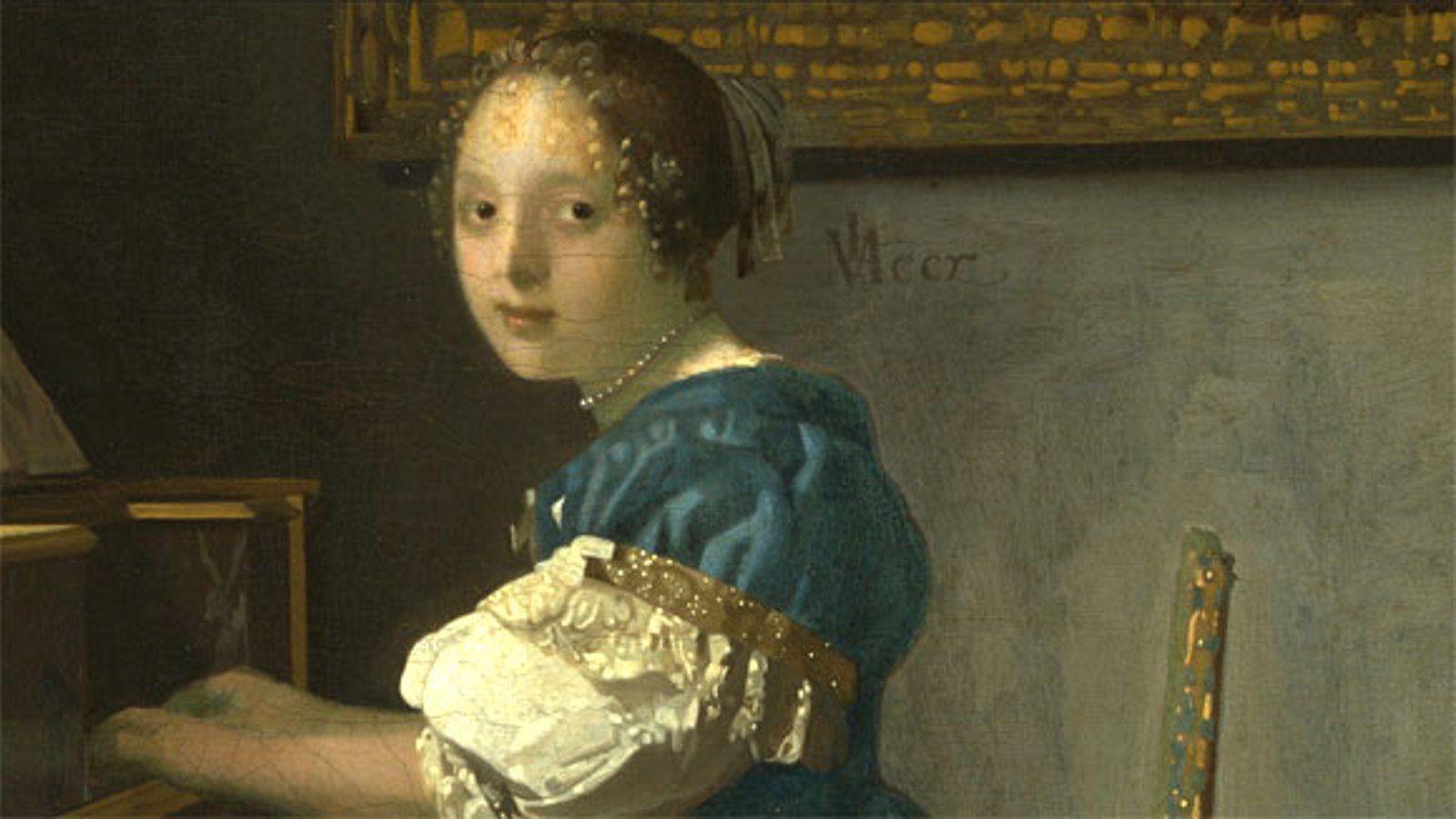 Exhibition on Screen - Vermeer and Music