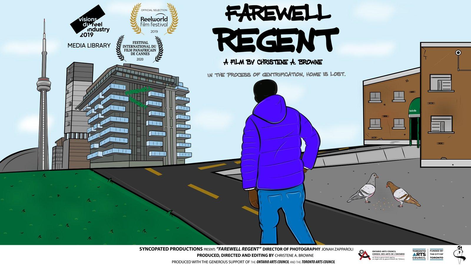Farewell Regent