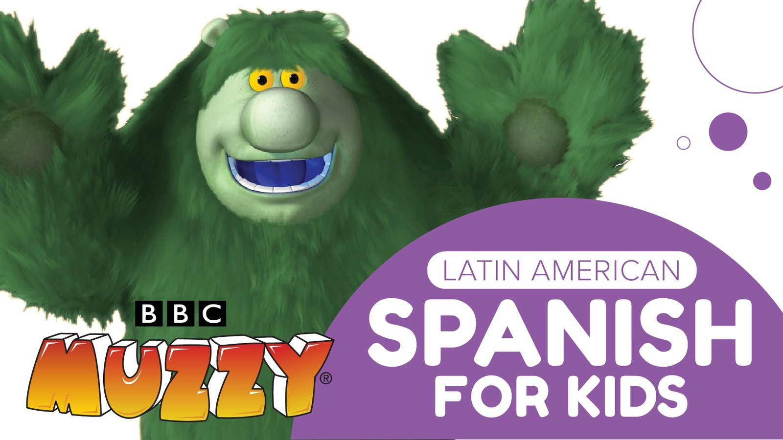 Spanish (Latin American) for Kids