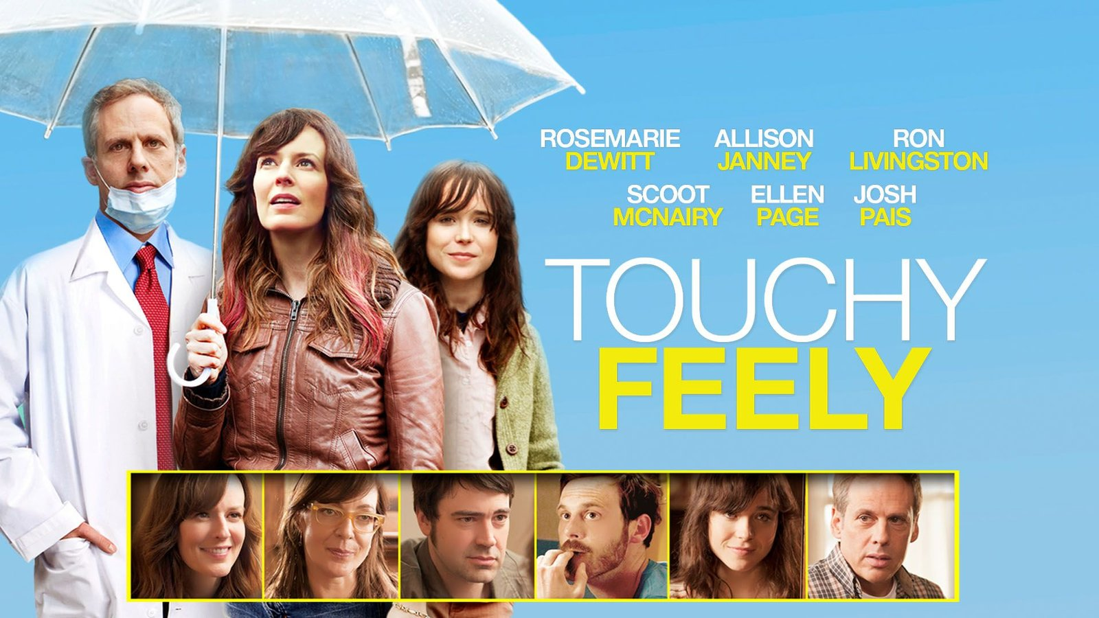 Touchy Feely