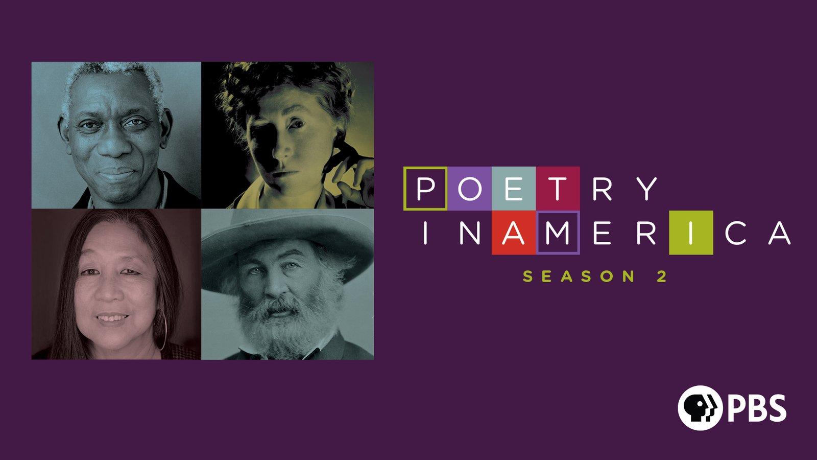 Poetry In America - Season 2