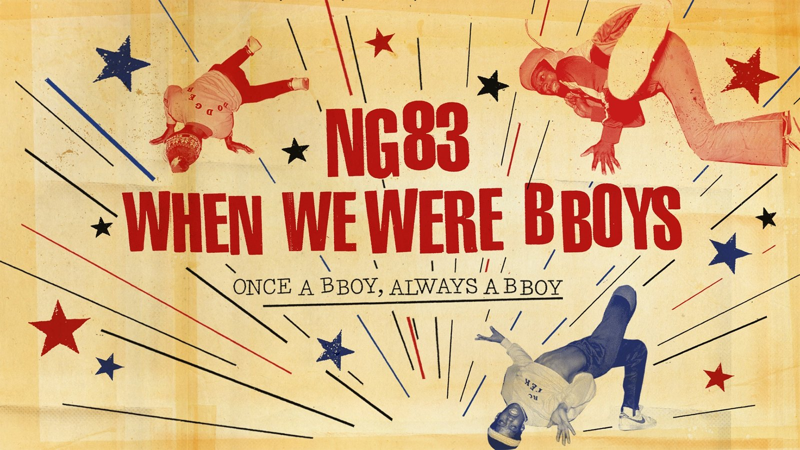NG83: When We Were B Boys - Hip Hop & Breakdancing in the U.K.