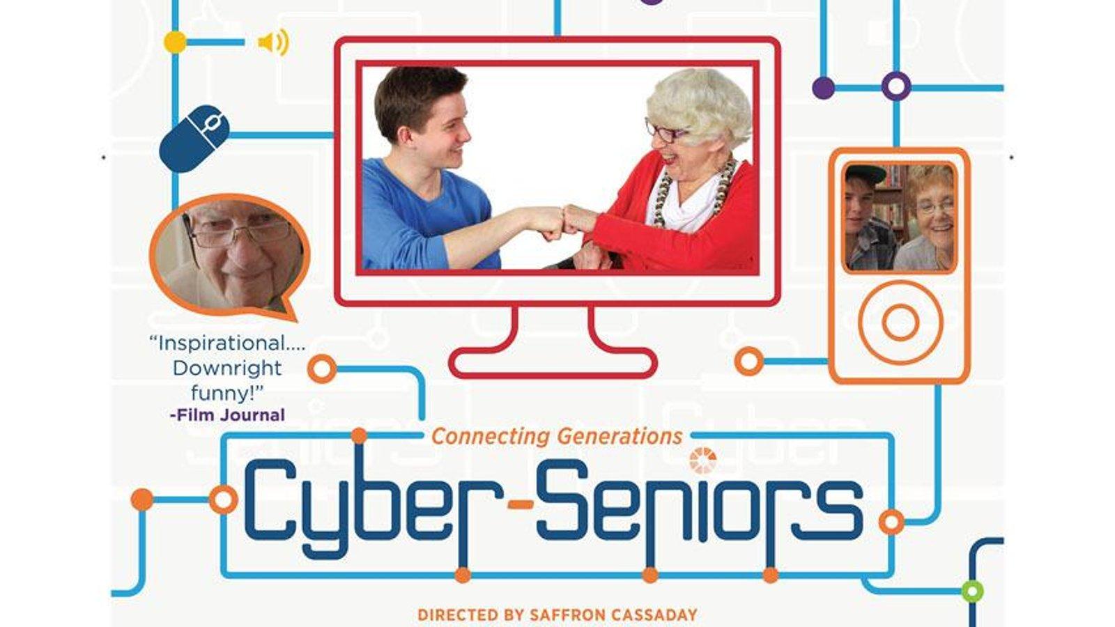 Cyber-Seniors - Teenagers Helping Seniors Use the Internet