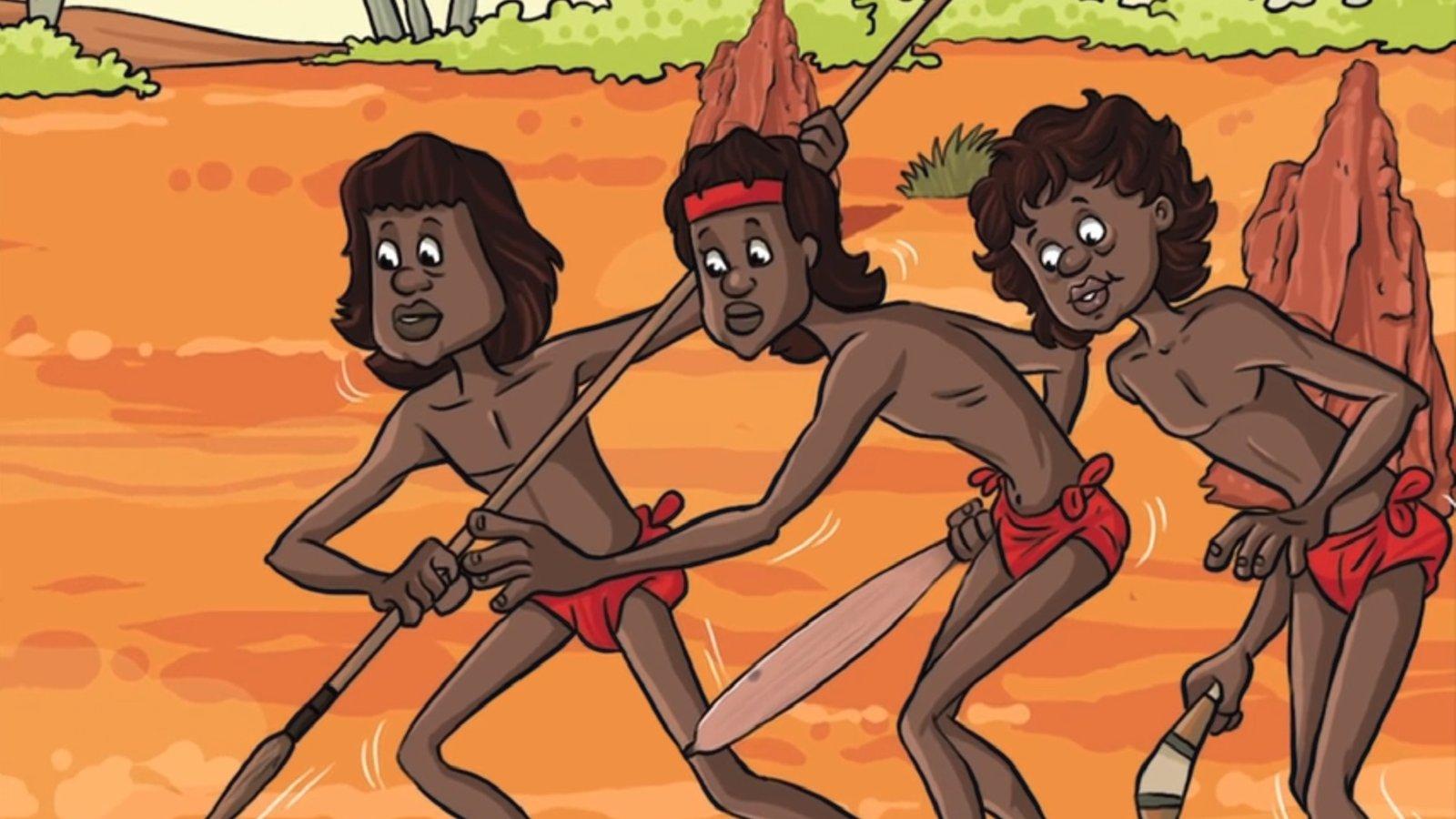 Three Didgeridoos