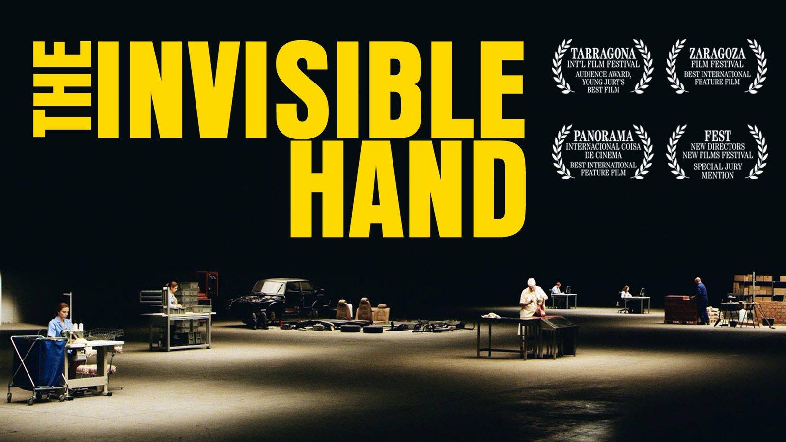 The Invisible Hand - La mano invisible