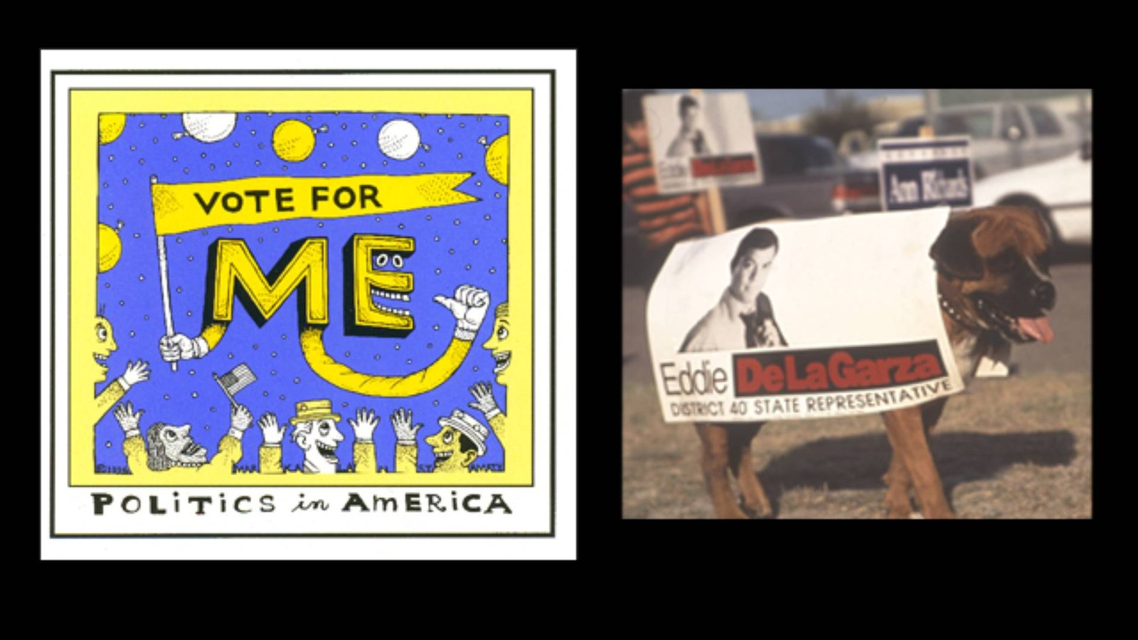 Vote for Me Series